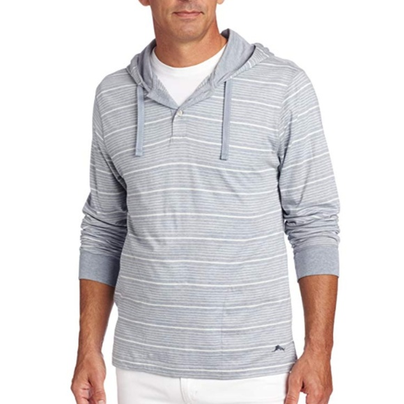 Tommy Bahama Other - Tommy Bahama Men's Cotton Modal Jersey Hoodie